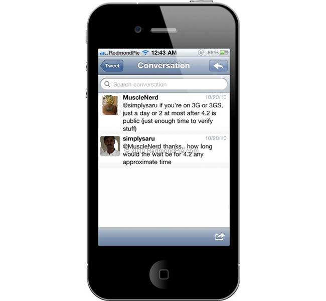 Ultrasn0w iOS 4.2