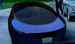 The Worlds First Car Created With A 3D Printer, The Urbee Hybrid