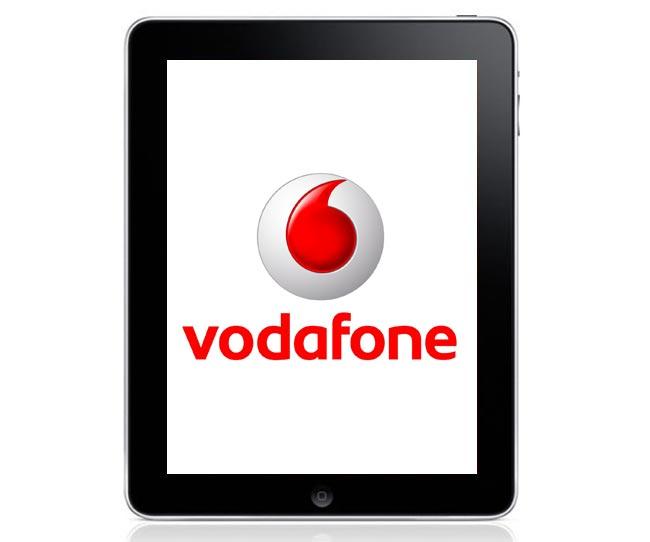 Vodafone iPad
