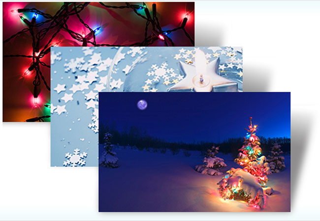 Windows 7 Holiday Theme
