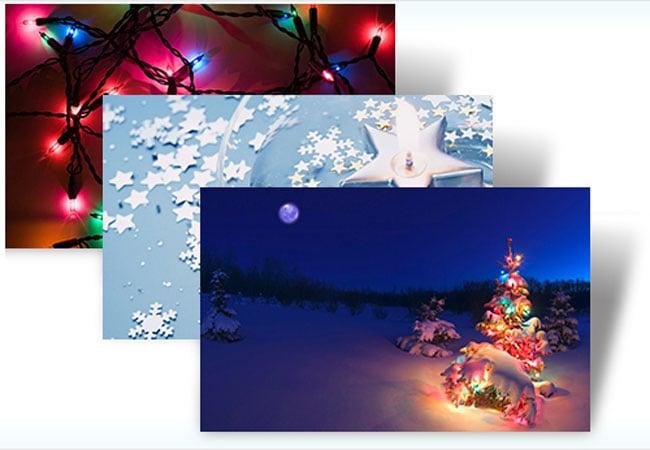 Windows 7 Holiday Theme