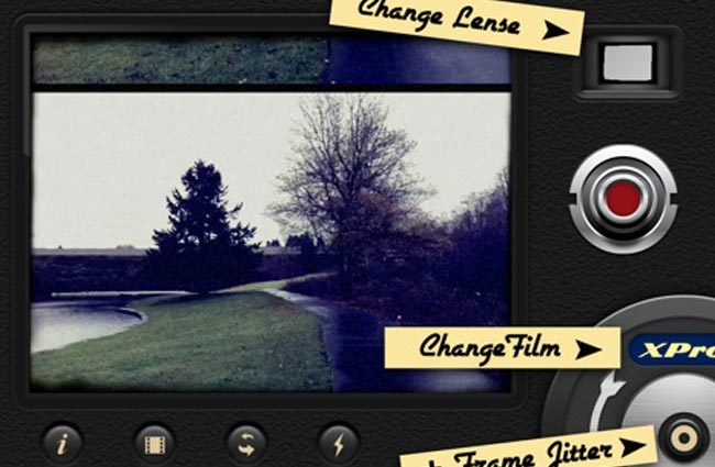 Camera Vintage Android : Iphone mm vintage camera app ages your images in style