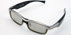 LG Next Generation 3D Glasses Designed By Alain Mikli