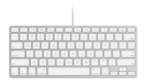 Apple Compact Wired Keyboard Now Becomes A Collectors Piece