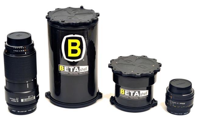 Beta Shell Lens Case