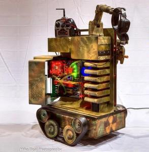 Bomb Disposal Robot PC