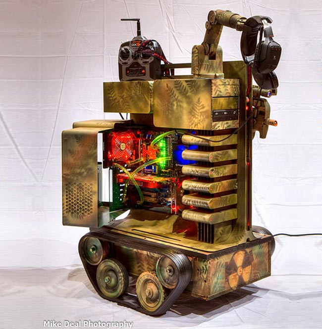 Bomb Disposal Robot PC