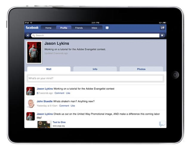 Friendly For Facebook