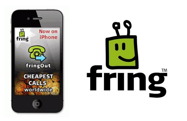 FringOut iPhone