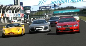 Show Your Driving Skills In The Gran Turismo Academy Tournament December 6th