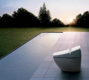 Inax Regio: The Kind Of Toilet You Show Off To Friends