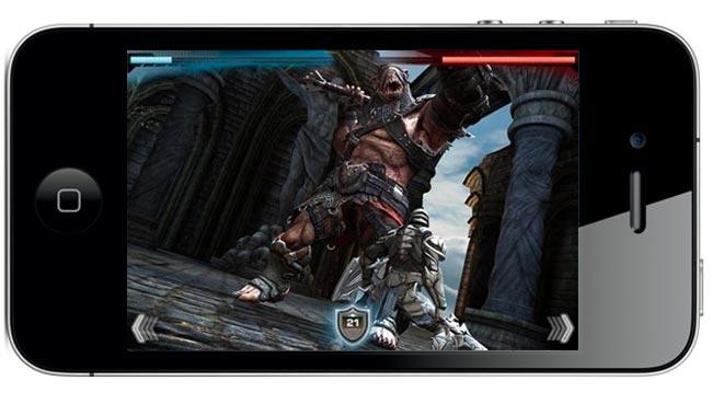 Infinity Blade iPhone