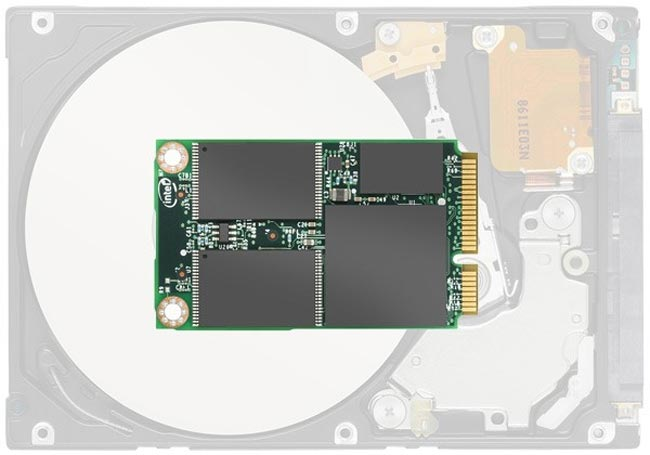 Intel 310 mSATA SSD
