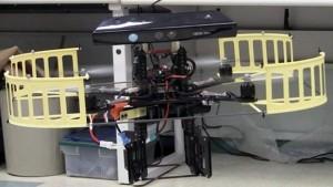 Kinect Quadrocopter Autonomous AR.Drone Hack (video)