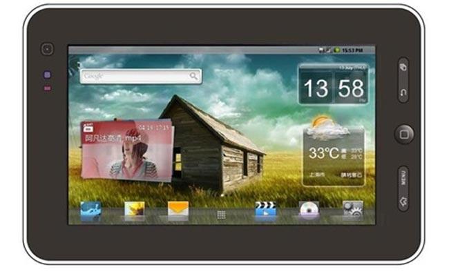 Kinpad I600 7 Inch Android Tablet