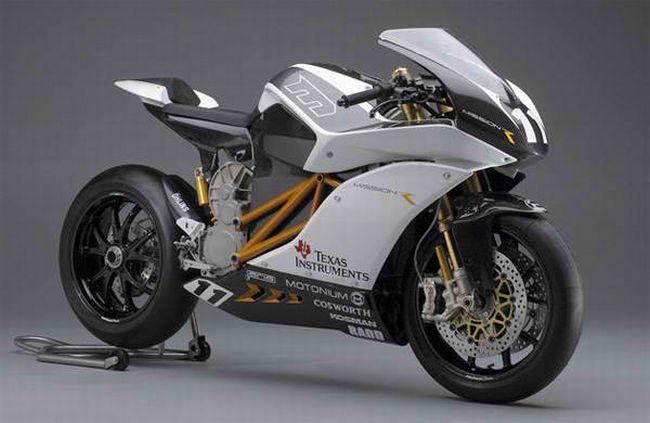 Mission R Superbike