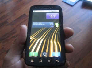 Motorola Olympus Android Smartphone Turns Up Again (Photos)