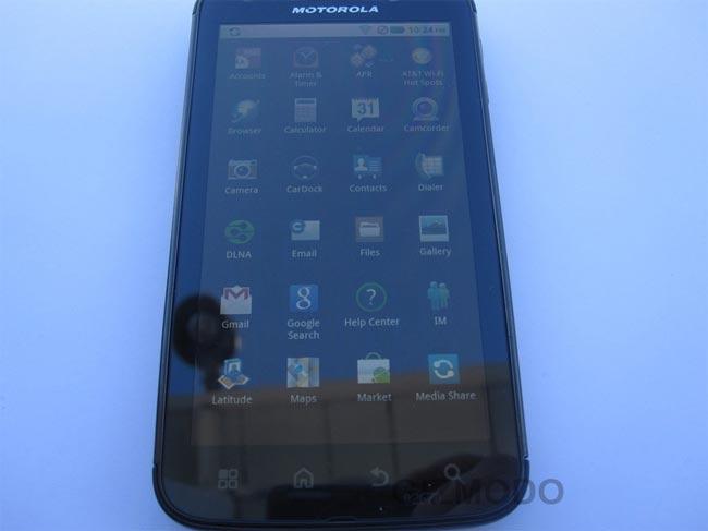 Motorola Olumpus