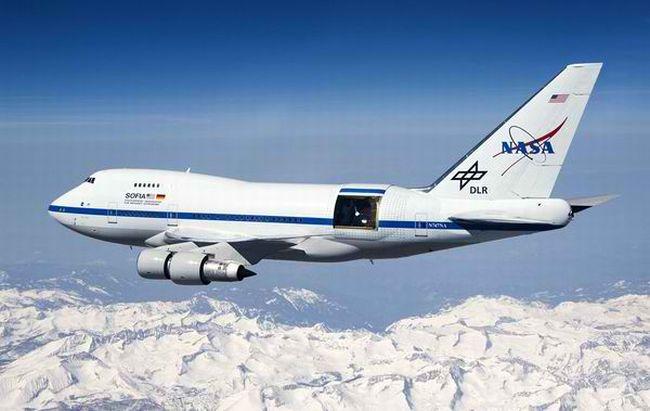NASA Sofia 02