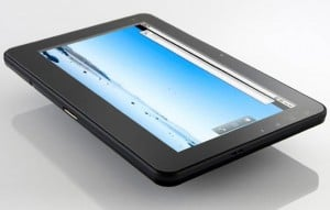 Onkyo 10 Inch Android Tegra 250 Tablet