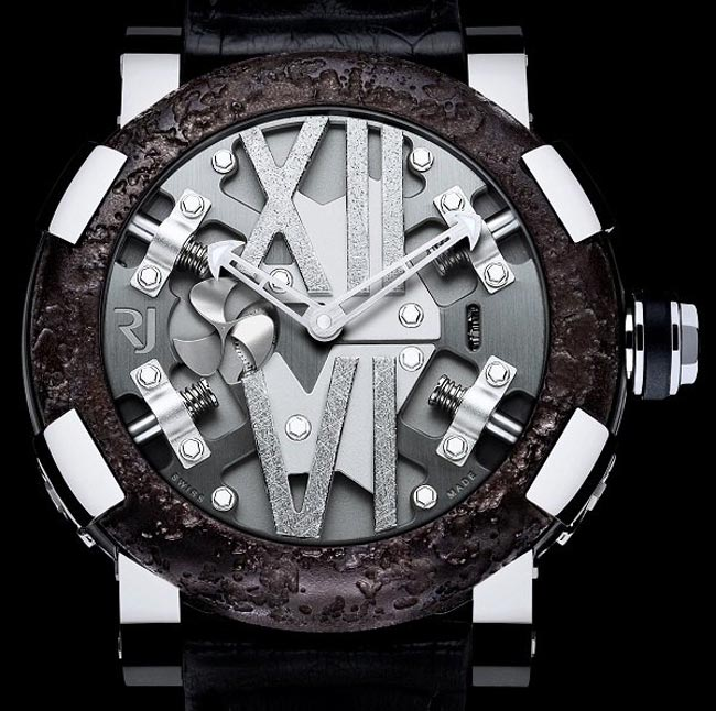 Romain Jerome Steampunk Watch