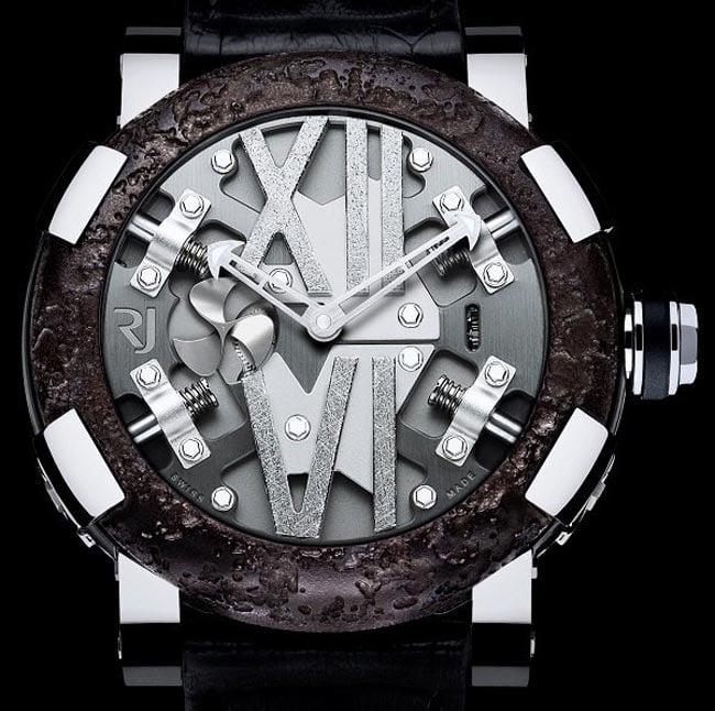 Romain Jerome Steampunk Watch