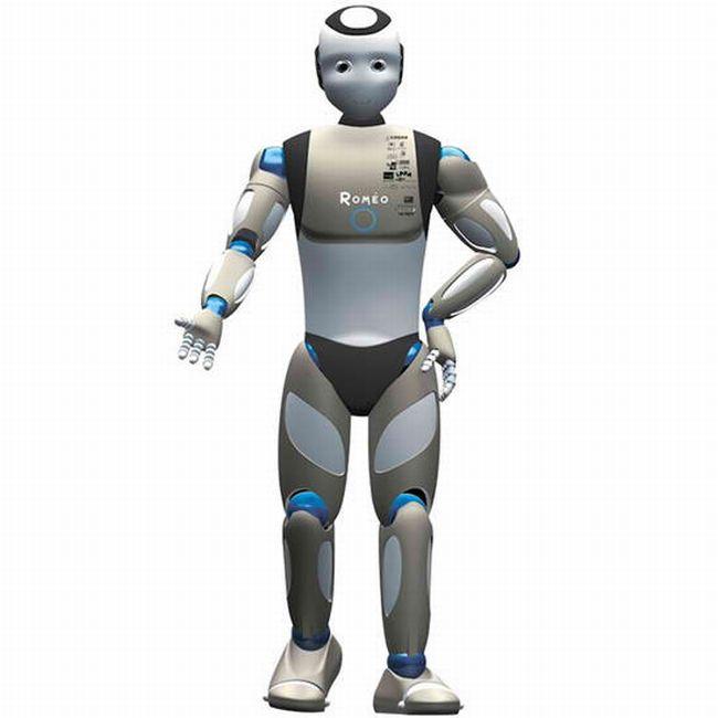 Romeo Robot 02