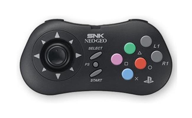 SNK Neo Geo Gamepad