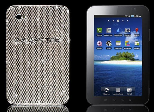 Samsung Galaxy Tab Crystal Edition