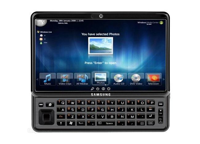 Samsung Gloria Windows 7 Tablet