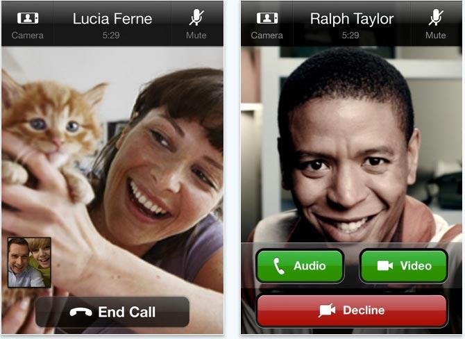 Skype 3 iPhone