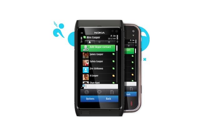 Skype N8