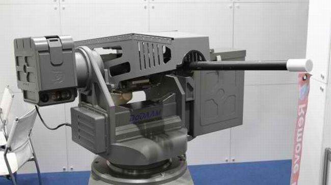 South Korean DoDamm gun