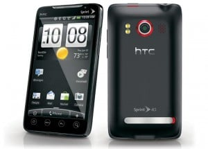 Sprint HTC EVO 4G Suffers Firmware Upgrade Problems