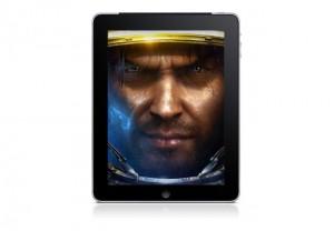 Starcraft 2 iPad