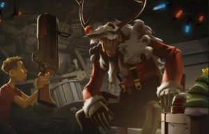 Team Fortress 2 Gets A Medieval Christmas