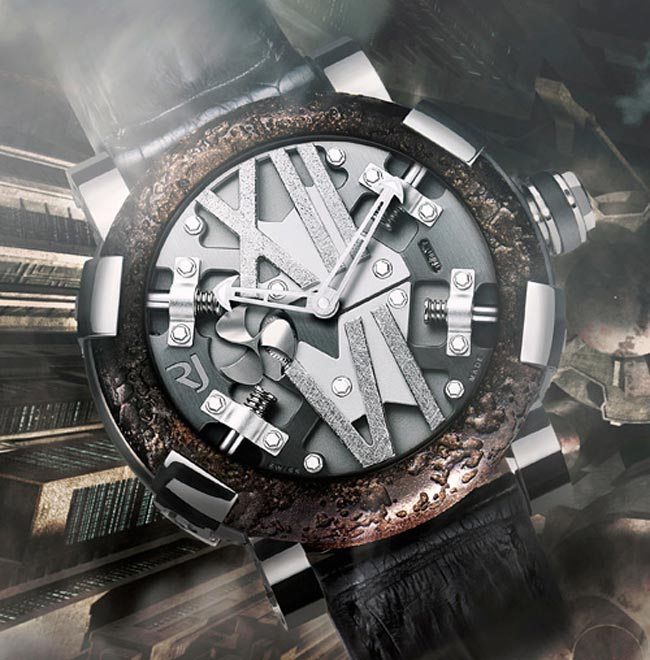 The Steampunk Watch