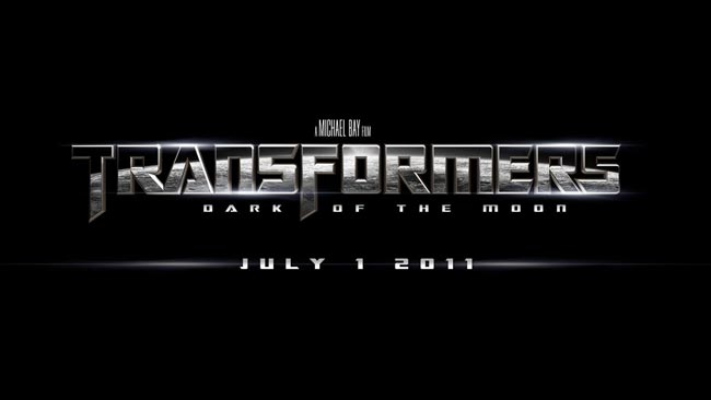 Transformers Dark of the Moon Trailer