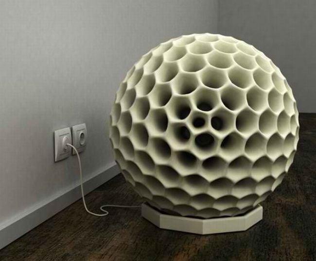 Vacuum Ball