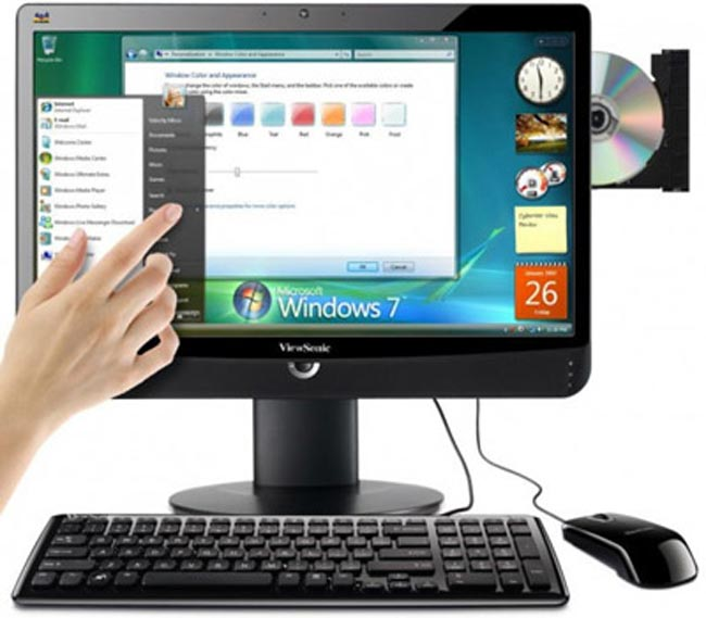 Viewsonic VPC220T All In one PC