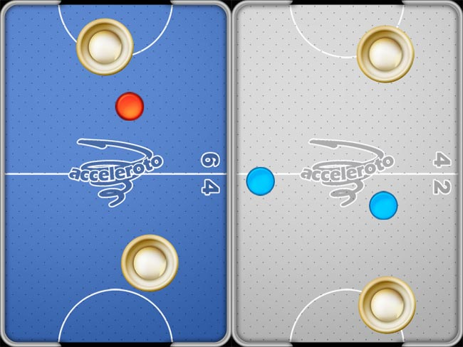 Air Hockey Mac App Store