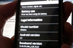 Android 2.3 Gingerbread Gets Ported To HTC Smartphones