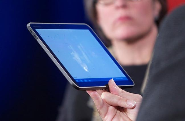 Android 3.0 Honeycomb Motorola Tablet