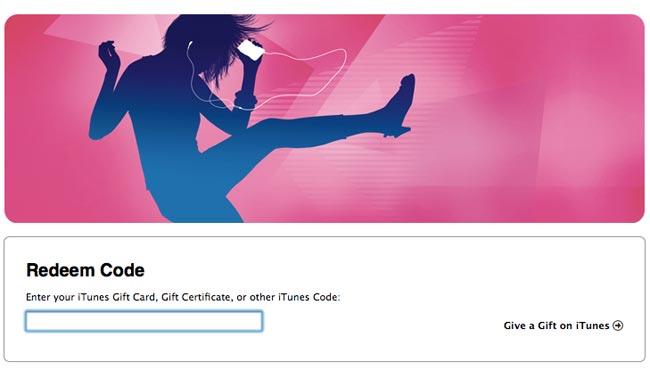 apple promo code