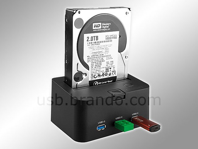 Brand USB 3.0 SATA HDD Dock