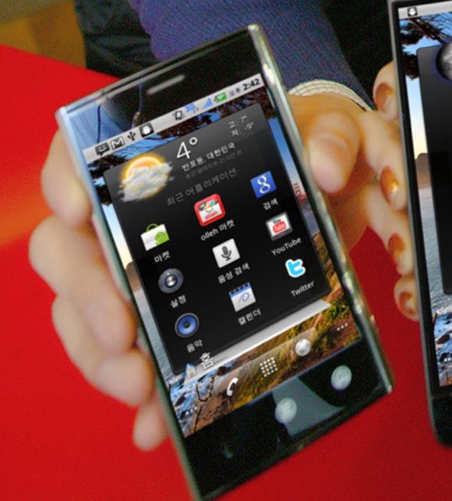 Android Dell Venue Smartphone