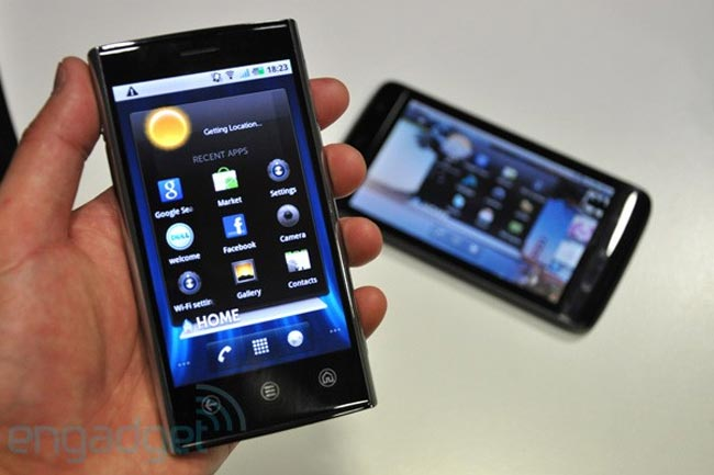 Dell Venue Android Smartphone