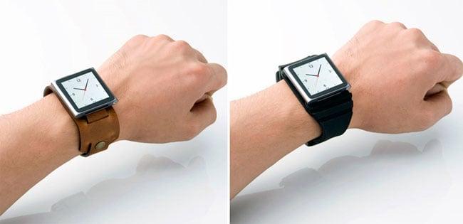 Elecon iPod nano watchband