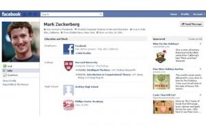 Zuckerberg Reveals A New Look For Facebook
