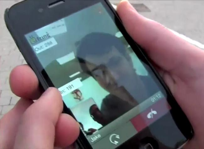 Fring iPhone App